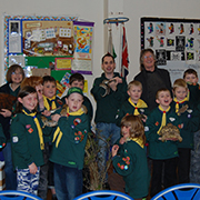 St Clears Cubs  Scouts